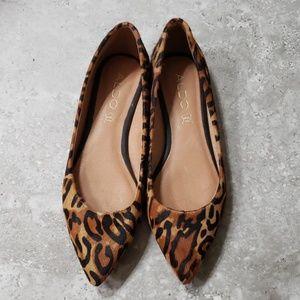 Leopard print ALDO shoes Leather size 6.5 / 37EU